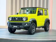 Suzuki возобновила европейские продажи внедорожника Jimny. Из-за ужесточения экологических требований его превратили в фургон