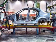 Производство машин в России упало почти на треть