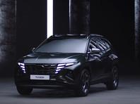 Hyundai представила обновленный кроссовер Tucson (ВИДЕО)