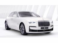 Rolls-Royce представила седан Ghost второго поколения