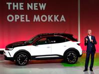 Opel раскрыла подробности о новом поколении кроссовера Mokka и раскрыла цены (ФОТО)