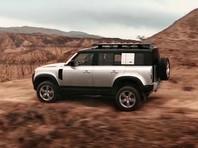 Купить новый Land Rover Defender в России можно будет по цене от 4 млн рублей