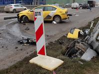 Агрегаторы такси предложили взять на себя часть расходов по возмещению убытков за ДТП