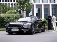 Новый Mercedes-Benz S-Class представлен официально