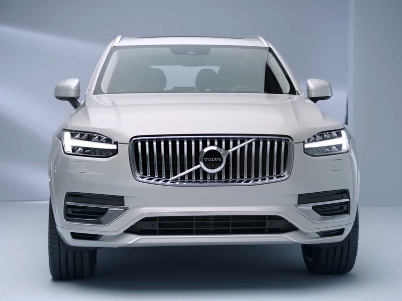 Volvo начала производство первого серийного электрокара компании