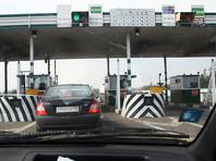 Госдума приняла в первом чтении законопроект о штрафах за неоплату проезда по платным дорогам