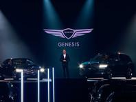 Genesis представил в России две новые модели