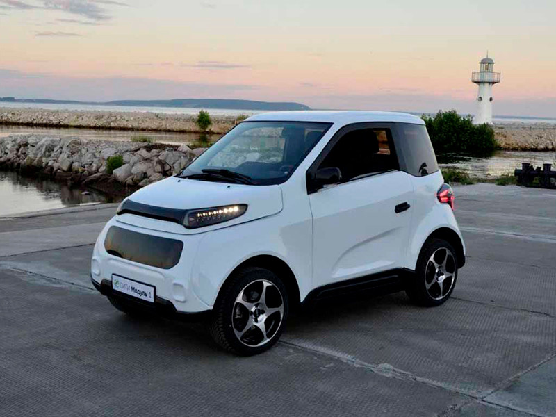 Минпромторг намерен экспортировать российские электромобили Zetta в пять стран, включая Германию