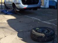 Столичные власти порекомендовали водителям перейти на зимнюю резину
