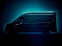 Ford анонсировала презентацию электрического фургона Transit