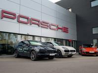Porsche запустила в Москве сервис аренды автомобилей