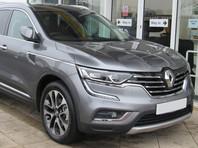 В России прекратили продажи кроссовера Renault Koleos
