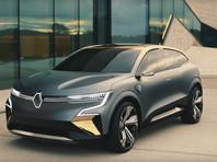 Renault показала прототип будущего электрического Megane