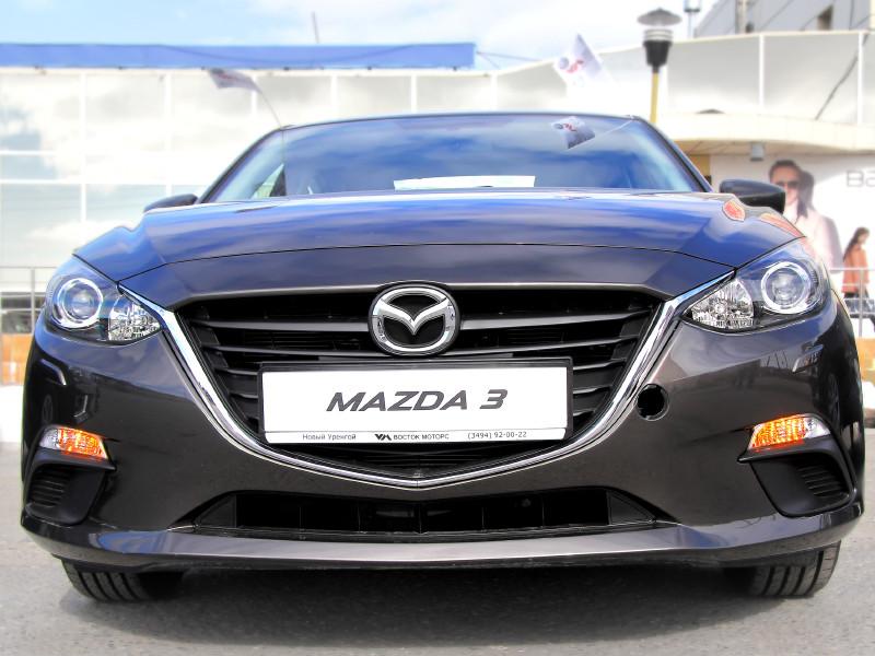 Повышение утилизационного сбора привело к прекращению поставок в Россию модели Mazda 3