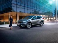 Honda начала продавать в России обновленный кроссовер CR-V
