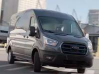 Ford представила электрический фургон E-Transit (ВИДЕО)