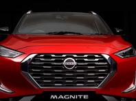 Nissan запатентовала в России бюджетный кроссовер Magnite