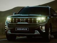 Kia начала продавать в России обновленный внедорожник Mohave