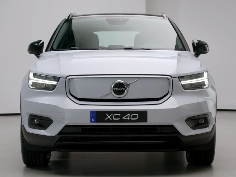 Volvo привезет в Россию свой первый электромобиль в конце 2021 года