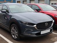 Mazda начнет продажи кроссовера CX-30 в России в середине января