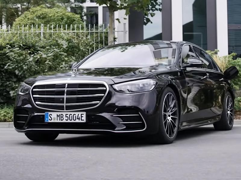Новый Mercedes-Benz S-Class появится на российском рынке в первом квартале 2021 года