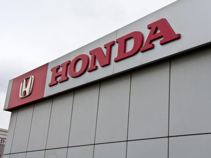 Honda прекратит продажи автомобилей в России в 2022 году