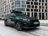 """""""Сбер"""" начал тестировать в Москве собственные беспилотные автомобили"""