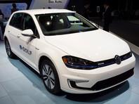 Компания Volkswagen прекратила производство электрической версии хэтчбека Golf