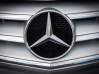 В России отзывают свыше 4,3 тыс. автомобилей Mercedes-Benz