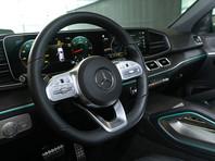 Mercedes-Benz отзывает в России 7 тыс. машин из-за проблем с ремнями безопасности