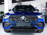 Mercedes-Benz отзывает в России 800 кроссоверов  GLC