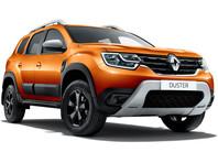 Renault анонсировала обновленный кроссовер Duster для российского рынка