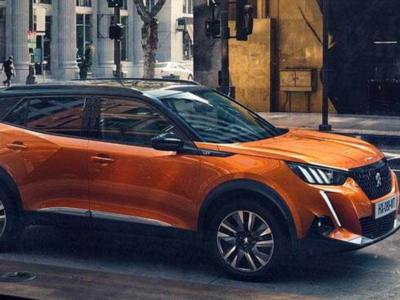 В Peugeot назвали российские цены на кроссовер 2008 нового поколения