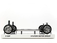 Компания Hyundai представила платформу E-GMP для электромобилей
