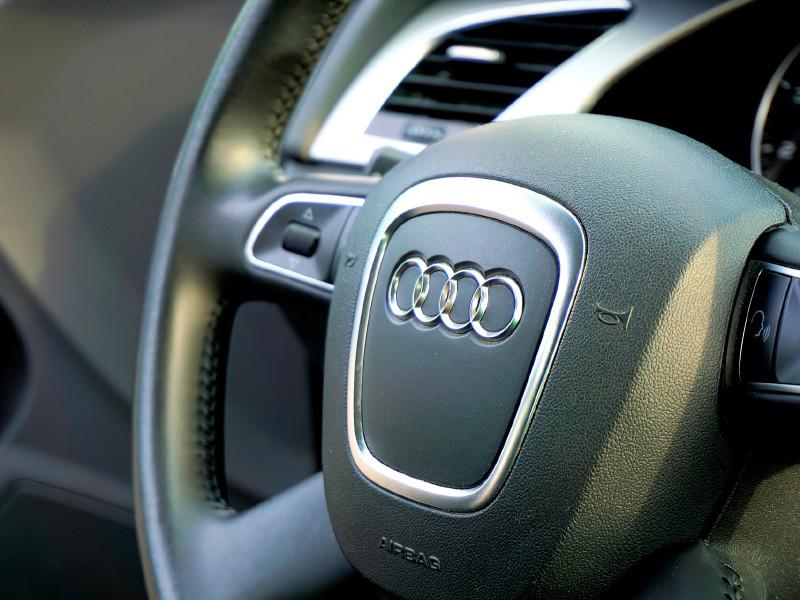 Audi в третий раз за неделю отзывает машины в России