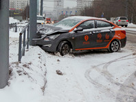 Столичные власти сообщили о снижении числа аварий с участием такси и машин каршеринга в 2020
