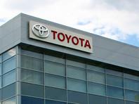 В России отзывают свыше 82 тыс. автомобилей Toyota и Lexus