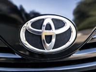 Toyota опередила Volkswagen в рейтинге крупнейших автопроизводителей