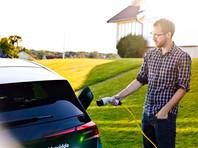 По итогам 2020 года электромобили и гибриды заняли 75% авторынка Норвегии
