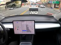 Электромобиль Tesla Model 3 проехал на автопилоте от Сан-Франциско до Лос-Анджелеса