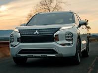 Компания Mitsubishi представила новое поколение кроссовера Outlander (ВИДЕО)