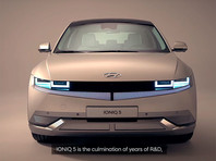 Компания Hyundai представила электрокар Ioniq 5. Его обещали привезти в Россию