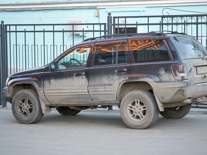Jeep отзывает в России 7,5 тыс внедорожников Grand Cherokee