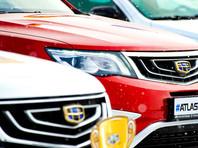 В России из-за угрозы возгорания отзывают около 19 тыс. автомобилей Geely Atlas