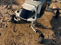 Компания Hyundai показала новый концепт шагающего автомобиля (ВИДЕО)