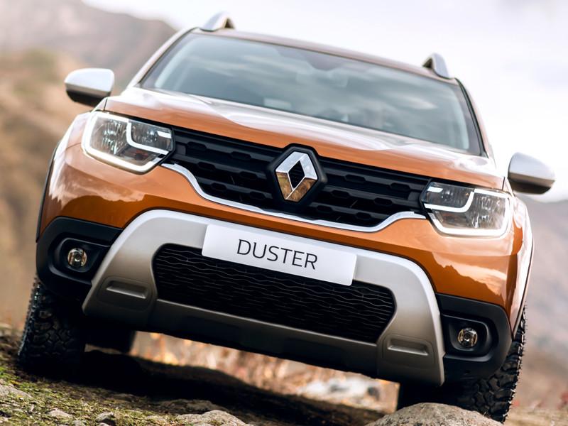В Renault объявили российские цены на кроссовер Duster нового поколения