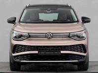 В Сети появились изображения большого электрокроссовера Volkswagen
