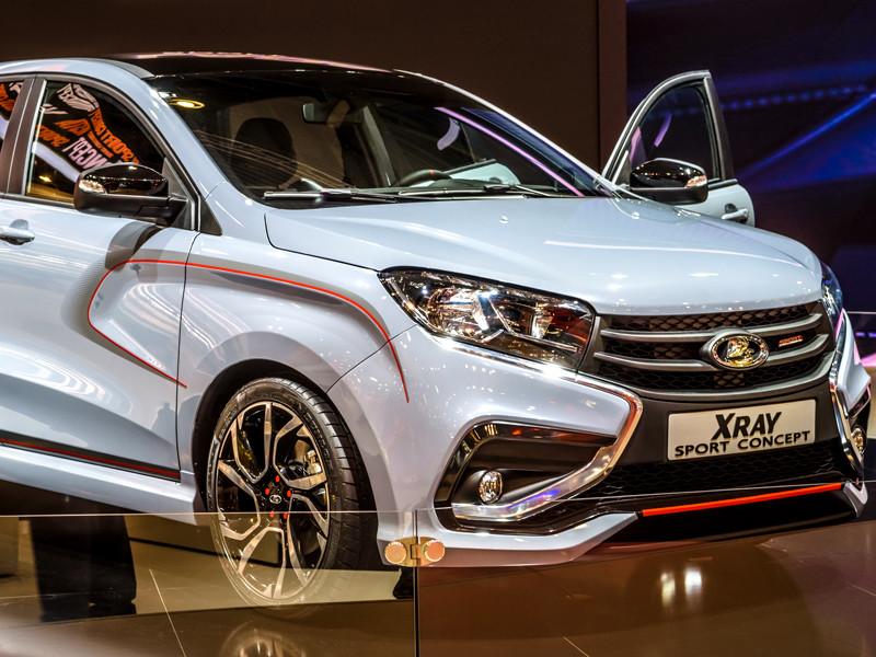 В России отзывают свыше 9 тыс автомобилей Lada Xray