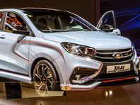В России отзывают свыше 9 тыс. автомобилей Lada Xray