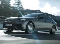 В Mercedes-Benz представили новое поколение C-Class (ВИДЕО)
